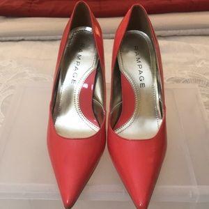 Rampage high heels